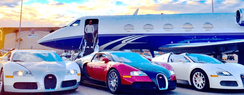 Floyd Mayweather : sa fortune, ses voitures, son jet privé, ses villas…