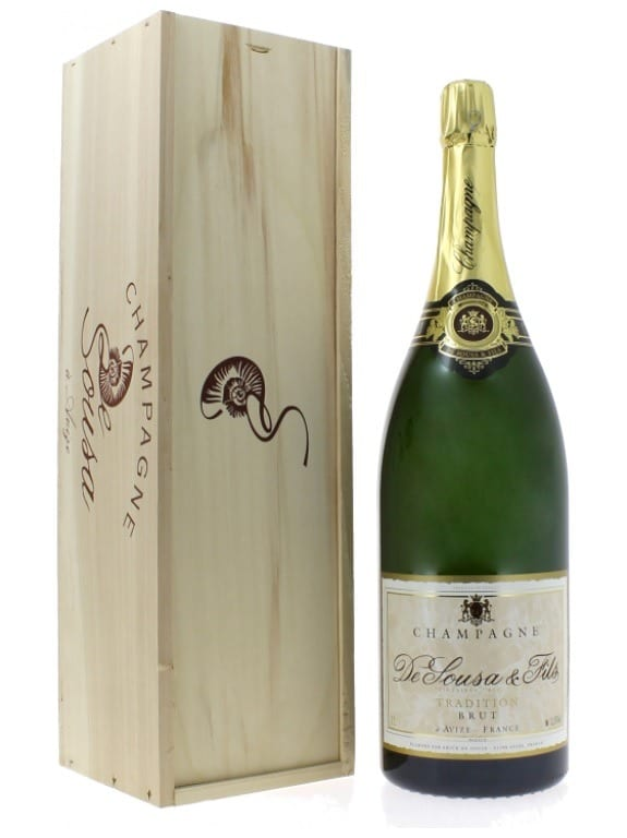 Champagne de Sousa Cuvee Caudalies