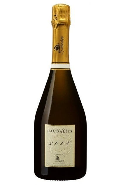 Cuvee des Caudalies Champagne de Sousa - 165€ sur Plus de Bulles