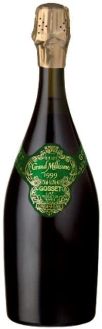 Champagne Gosset Grand Millesime 1999 - 87.55€