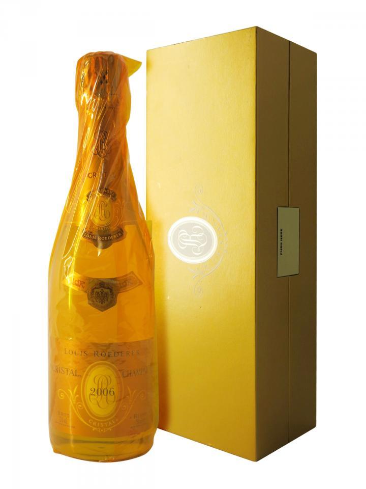 Champagne Roederer Cristal 2006 - 162€