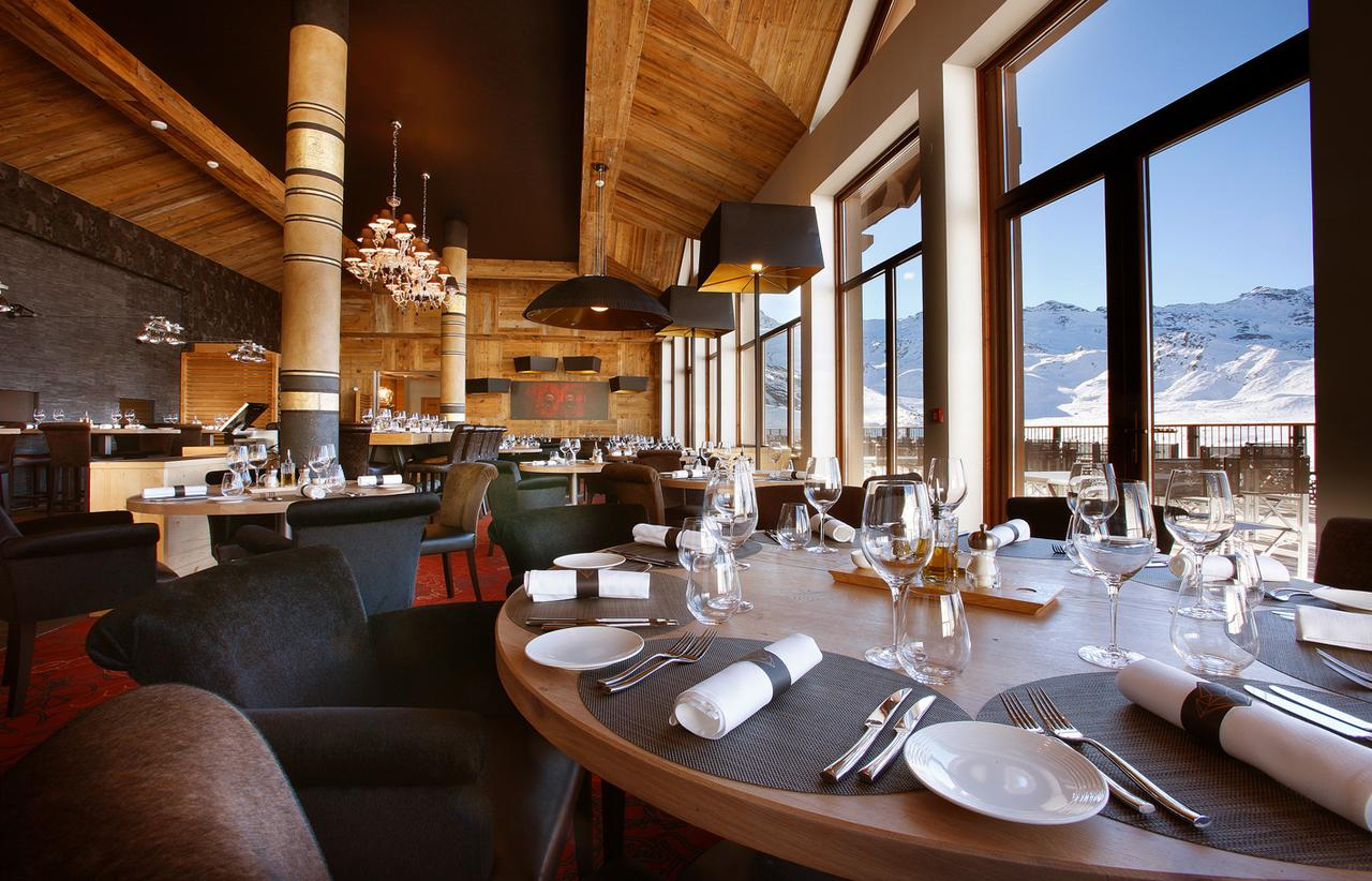 Hotel Koh I Nor Val Thore vue montagne