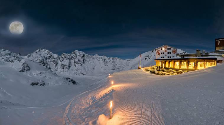 hotel Diavolezza lune montagne luxe