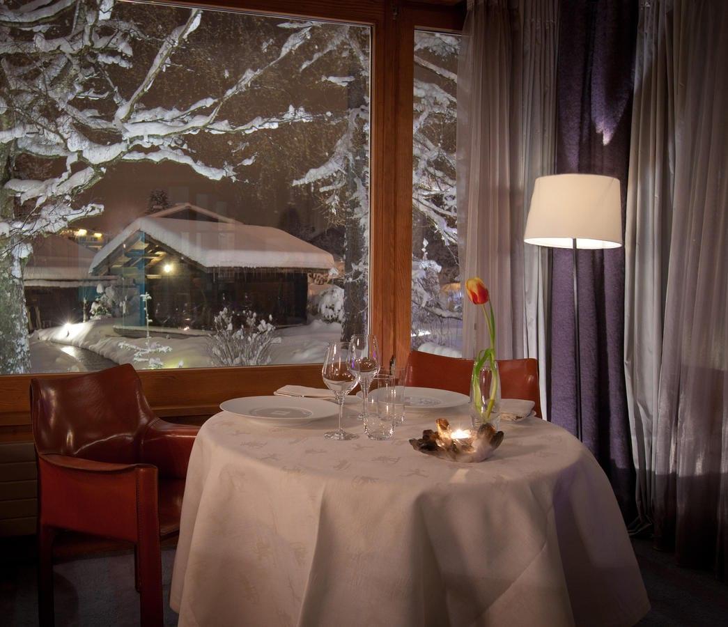 hotel luxe chamonix hameau albert premier spa piscine vue montagne amoureux