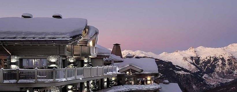 Hôtels de luxe : les vues sur la montagne des Alpes les plus inoubliables