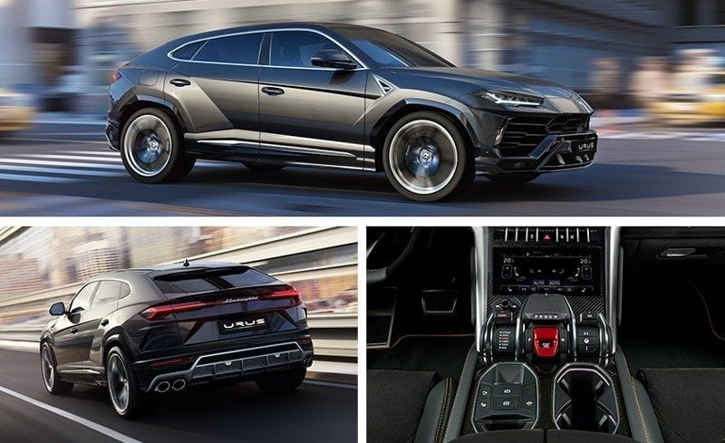lamborghini urus le suv luxe d une grande puissance. Black Bedroom Furniture Sets. Home Design Ideas