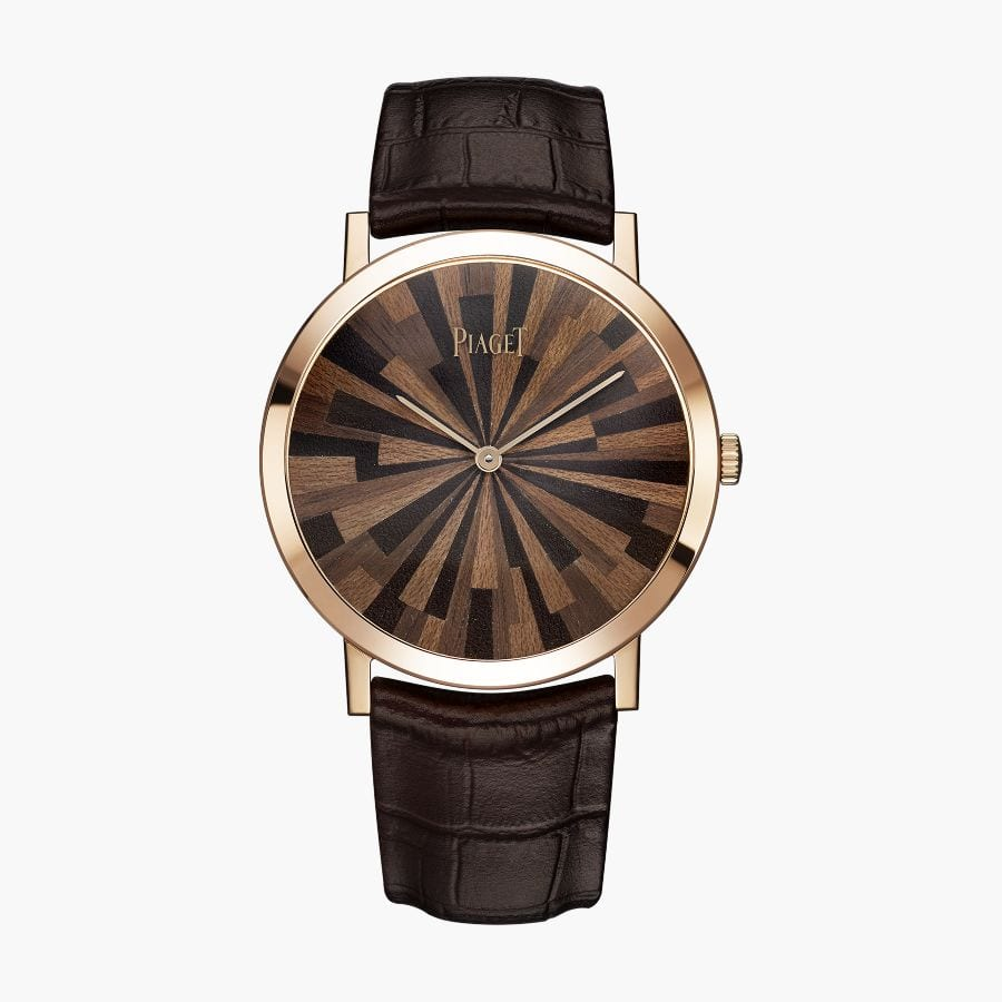 montre-homme altiplano piaget luxe