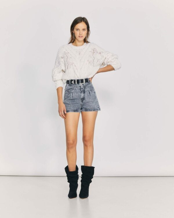 SHORT MOGA IRO Paris