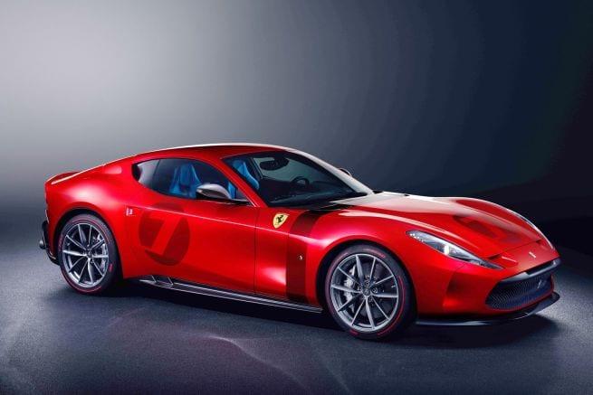 Ferrari Omologata (2020) : modèle unique sur base de 812 Superfast