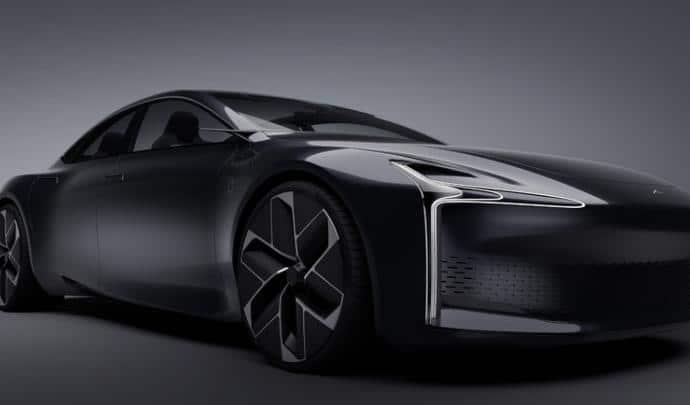 Hopium Machina : la voiture hydrogène française avec ses 1000 km d'autonomie