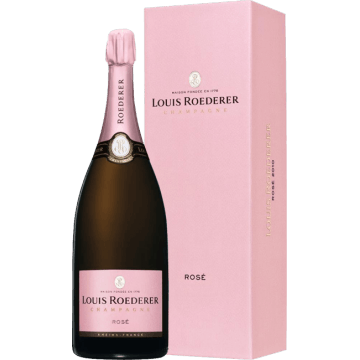 CHAMPAGNE LOUIS ROEDERER – BRUT ROSE MILLESIME 2011 – MAGNUM – COFFRET LUXE – Champagne Rosé